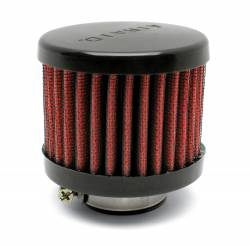 """Airaid - Airaid 770-138 Crankcase Breather Filter 1.25"""" ID - Clamp On 3.0"""" OD 2.5"""" Tall - Image 1"""