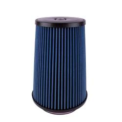 Airaid - Airaid 703-499 Performance Replacement Cold Air Intake Filter Blue Dry Filter - Image 1