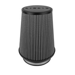Airaid - Airaid 702-491 Performance Replacement Cold Air Intake Filter Black Dry Filter - Image 1
