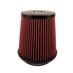 Airaid - Airaid 701-498 Performance Replacement Cold Air Intake Filter Red Dry Filter - Image 1