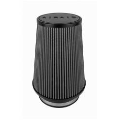 Airaid - Airaid 702-496 Performance Replacement Cold Air Intake Filter Black Dry Filter - Image 1