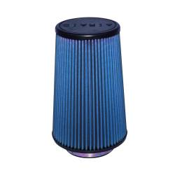 Airaid - Airaid 703-421 Performance Replacement Cold Air Intake Filter Blue Dry Filter - Image 1