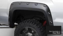 Bushwacker - Bushwacker 40968-34 Boss Pocket Front/Rear Fender Flares-Onyx Black - Image 3