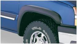 Bushwacker - Bushwacker 40055-02 Extend-a-Fender Front Fender Flares-Black - Image 1