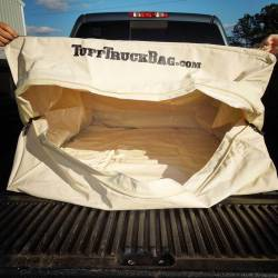 Tuff Truck Bag - Tuff Truck Bag TTB-K Waterproof Truck Bed Cargo Bag Carrier - Khaki - Image 3