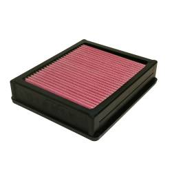 Airaid - Airaid 850-054 OEM Stock Replacement Drop-In Air Filter Oiled Filter Media - Image 1