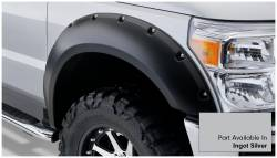 Bushwacker - Bushwacker 20931-52 Bushwacker Painted Pocket Style Fender Flares Ford F-250 - Image 2