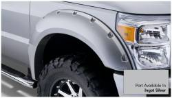 Bushwacker - Bushwacker 20931-52 Bushwacker Painted Pocket Style Fender Flares Ford F-250 - Image 3
