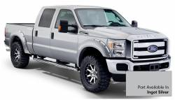 Bushwacker - Bushwacker 20931-52 Bushwacker Painted Pocket Style Fender Flares Ford F-250 - Image 8