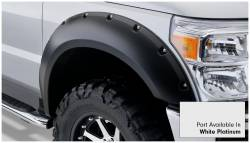 Bushwacker - Bushwacker 20931-22 Pocket Style Front/Rear Fender Flares-White Platinum - Image 2