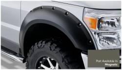 Bushwacker - Bushwacker 20931-6A Pocket Style Front/Rear Fender Flares-Magnetic - Image 2