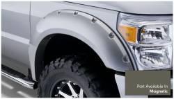 Bushwacker - Bushwacker 20931-6A Pocket Style Front/Rear Fender Flares-Magnetic - Image 3