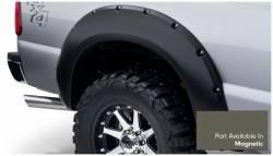 Bushwacker - Bushwacker 20931-6A Pocket Style Front/Rear Fender Flares-Magnetic - Image 4