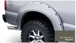 Bushwacker - Bushwacker 20931-6A Pocket Style Front/Rear Fender Flares-Magnetic - Image 5