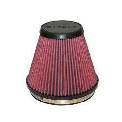 Airaid - Airaid 700-466 Performance Replacement Cold Air Intake Filter Red Oiled Filter - Image 1