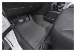 Bed Rug - Bed Rug BTJK07F4 BedTred Composite Floor Liner-Front - Image 2