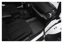 Bed Rug - Bed Rug BTJK07F4 BedTred Composite Floor Liner-Front - Image 3
