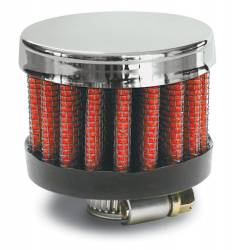 """Airaid - Airaid 775-134 Crankcase Breather Filter .625"""" ID - Clamp On 2"""" OD 1.5"""" Tall - Image 1"""