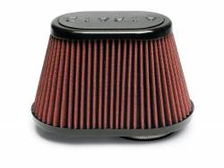 Airaid - Airaid 720-128 Performance Replacement Cold Air Intake Filter Red Oiled Filter - Image 1