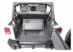 Bed Rug - Bed Rug BRJK07R2 BedRug Classic Carpeted Floor Liner-Rear/Cargo - Image 3
