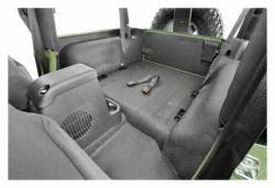 Bed Rug - Bed Rug BTTJ97R BedTred Composite Floor Liner-Rear/Cargo - Image 3