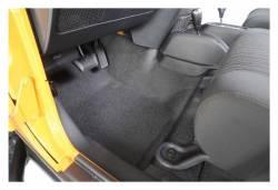 Bed Rug - Bed Rug BTJK07F2 BedTred Composite Floor Liner-Front - Image 2