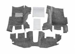 Bed Rug - Bed Rug BRTJ97F BedRug Classic Carpeted Floor Liner-Front - Image 1