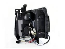 Anzo USA - Anzo USA 111086 Projector Headlight Set w/ CCFL Halo-Chrome - Image 3