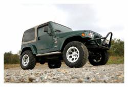 """Rough Country Suspension Systems - Rough Country 647 3.75"""" Suspension/Body Lift Combo Kit - Image 2"""