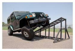 """Rough Country Suspension Systems - Rough Country 647 3.75"""" Suspension/Body Lift Combo Kit - Image 3"""