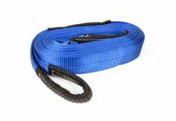 Rough Country Suspension Systems - Rough Country RS120 16000-Lb. 30-foot Universal Tow Strap - Image 1