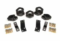 """Rough Country Suspension Systems - Rough Country RC601 1.25"""" Body Lift Kit w/ Automatic Transmission - Image 1"""