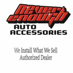 Rough Country Suspension Systems - Rough Country F-D10911 Pocket Style Fender Flares w/ Rivets fits Chrome Bumper Models - Image 4