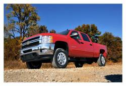 """Rough Country Suspension Systems - Rough Country 9593 1.5"""" Suspension Leveling Kit - Image 2"""