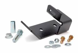 """Rough Country Suspension Systems - Rough Country 1087 Rear Track Bar Bracket Kit w/ 2.5"""" Lift - Image 1"""