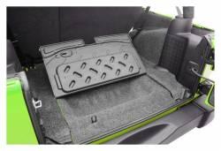 Bed Rug - Bed Rug BRJK07R4 BedRug Classic Carpeted Floor Liner-Rear/Cargo - Image 3