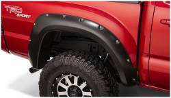 Bushwacker - Bushwacker 31052-02 Pocket Style Rear Fender Flares-Black - Image 1