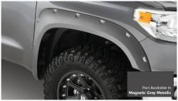 Bushwacker - Bushwacker 30918-63 Pocket Style Front/Rear Fender Flares-Magnetic Grey Metallic - Image 3