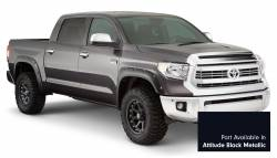 Bushwacker - Bushwacker 30918-43 Pocket Style Front/Rear Fender Flares-Midnight Black Metallic - Image 6