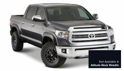 Bushwacker - Bushwacker 30918-43 Pocket Style Front/Rear Fender Flares-Midnight Black Metallic - Image 8