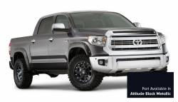 Bushwacker - Bushwacker 30918-43 Pocket Style Front/Rear Fender Flares-Midnight Black Metallic - Image 10