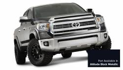 Bushwacker - Bushwacker 30918-43 Pocket Style Front/Rear Fender Flares-Midnight Black Metallic - Image 12