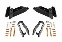 """Rough Country Suspension Systems - Rough Country 342 Control Arm Drop Bracket Kit fits 5"""" Lifts - Image 1"""