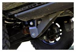 """Rough Country Suspension Systems - Rough Country 342 Control Arm Drop Bracket Kit fits 5"""" Lifts - Image 2"""