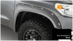 Bushwacker - Bushwacker 30918-33 Pocket Style Front/Rear Fender Flares-Black - Image 3