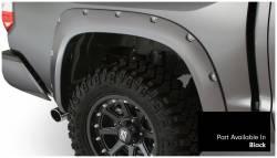 Bushwacker - Bushwacker 30918-33 Pocket Style Front/Rear Fender Flares-Black - Image 5