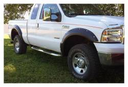 Rough Country Suspension Systems - Rough Country F-F29911 Pocket Style Fender Flares w/ Rivets - Image 2