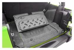 Bed Rug - Bed Rug BRJK11R2 BedRug Classic Carpeted Floor Liner-Rear/Cargo - Image 3