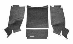 Bed Rug - Bed Rug BRCJ81R BedRug Classic Carpeted Floor Liner-Rear/Cargo - Image 1
