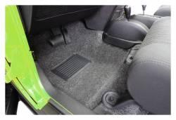 Bed Rug - Bed Rug BRJK07F4 BedRug Classic Carpeted Floor Liner-Front - Image 2